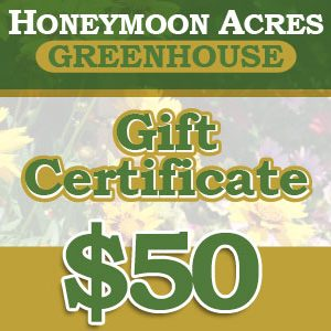 Honeymoon Acres Gift Certificate - $50
